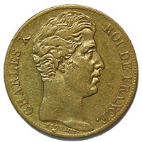 French Modern Gold Coins