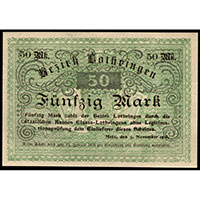 Alsace & Moselle Banknotes