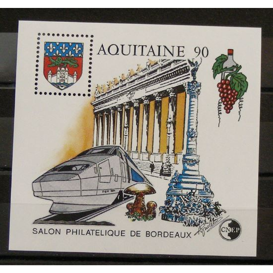 France, Feuillet C.N.E.P. n°12  N** Cote 25€