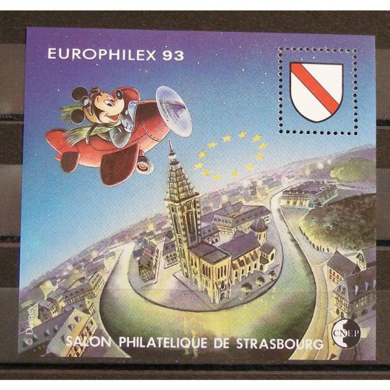 France, Feuillet C.N.E.P. n°17  N** Cote 60€
