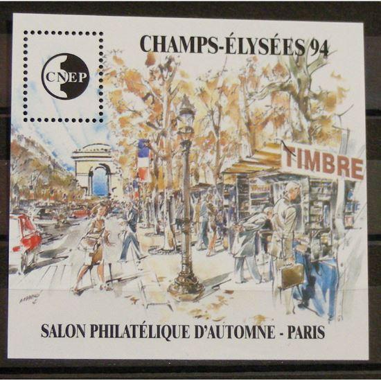 France, Feuillet C.N.E.P. n°19  N** Cote 30€