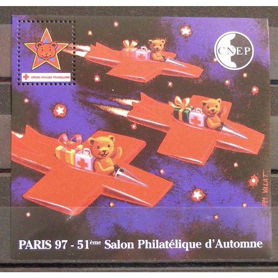 France, Feuillet C.N.E.P. n°25  N** Cote 38€