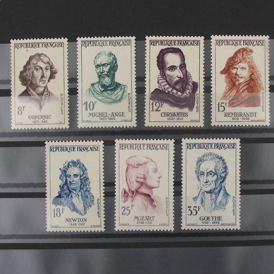 FRANCE n°1132-1138 N** Cote 11€