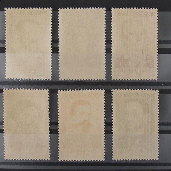 FRANCE n°1166-1171 N** Cote 15€