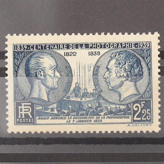 FRANCE n°427  N** Cote 18€