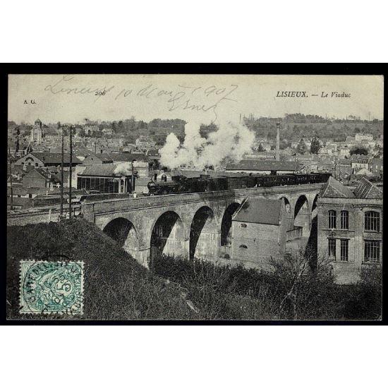 14 - LISIEUX - Le Viaduc