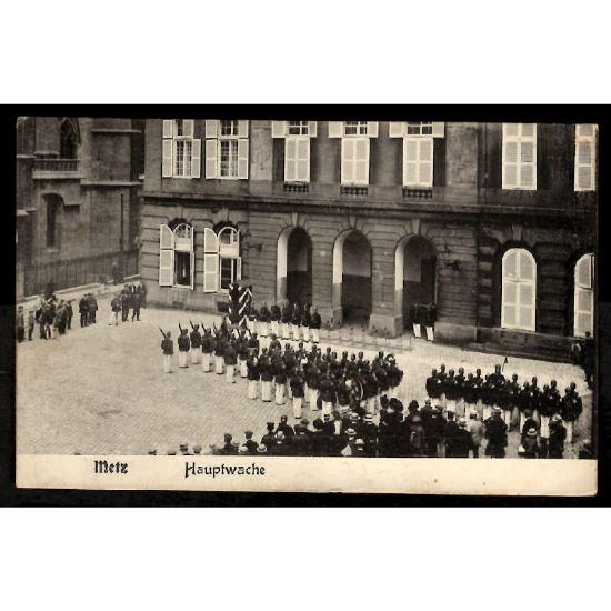 57 - METZ  (Moselle) - Hauptwache