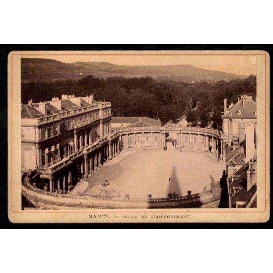Phototypie J. Royer - NANCY - Palais du Gouvernement