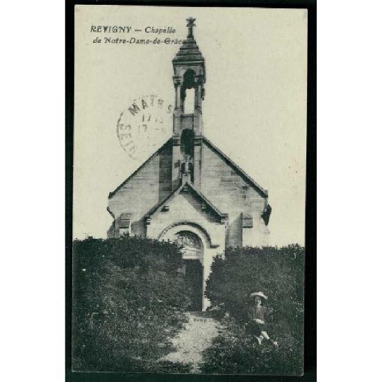 55 - REVIGNY (Meuse) - Chapelle de notre Dame de Grâce