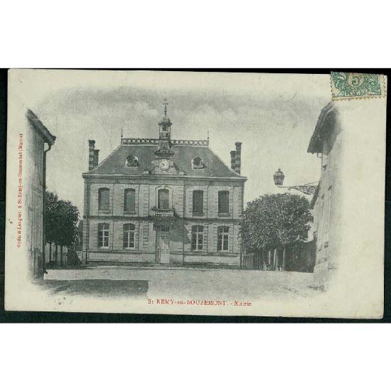 51 - SAINT REMY EN BOUZEMONT - Mairie