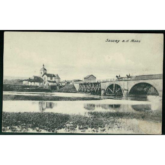 55 - SASSEY SUR MEUSE  (Meuse) - Sassey a.d. Maas