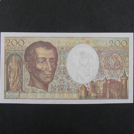 200 Francs Montesquieu 1994, pr.Neuf