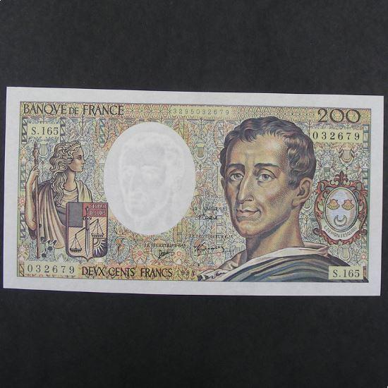 200 Francs Montesquieu 1994, SUP+