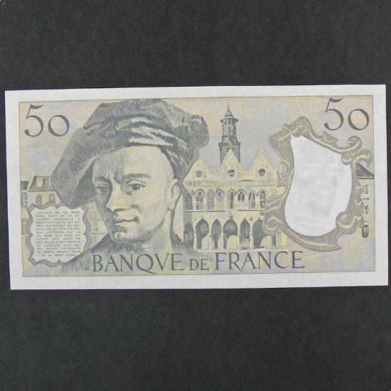 50 Francs Quentin de la Tour 1987, SPL
