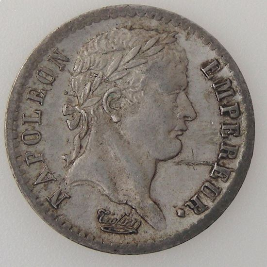 France, Napoléon 1er, 1/2 Franc 1812 A