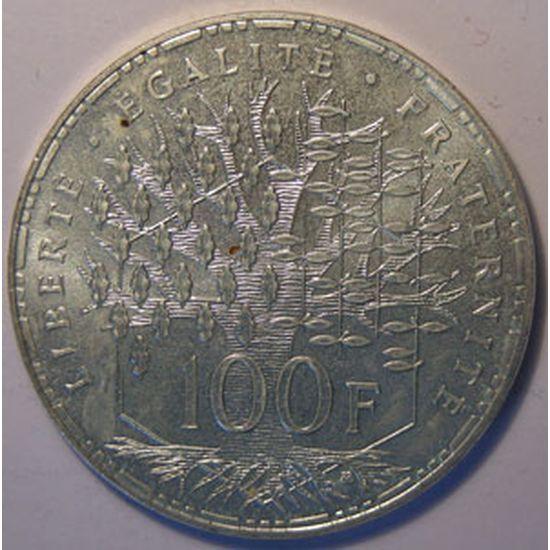 France, Panthéon, 100 Francs 1995 SUP, KM# 951.1