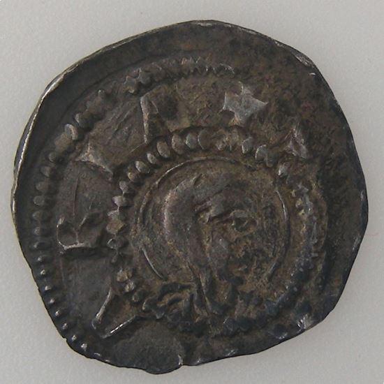 Evêché de Verdun, Thierry le Grand (1047-1089), Denier, Flon P325 N°22-23, TTB