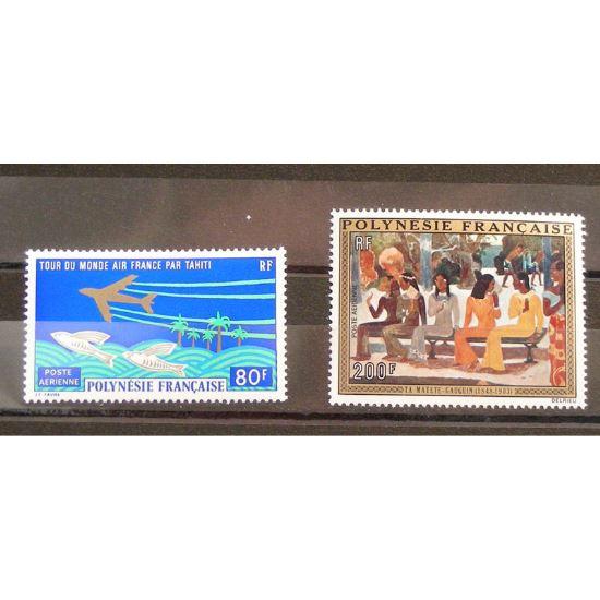 Polynésie Française, Lots, N**, Cote 61€