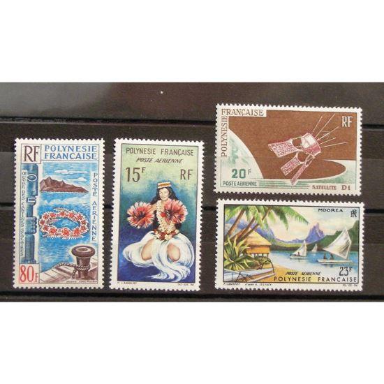 Polynésie Française, Lots, N**