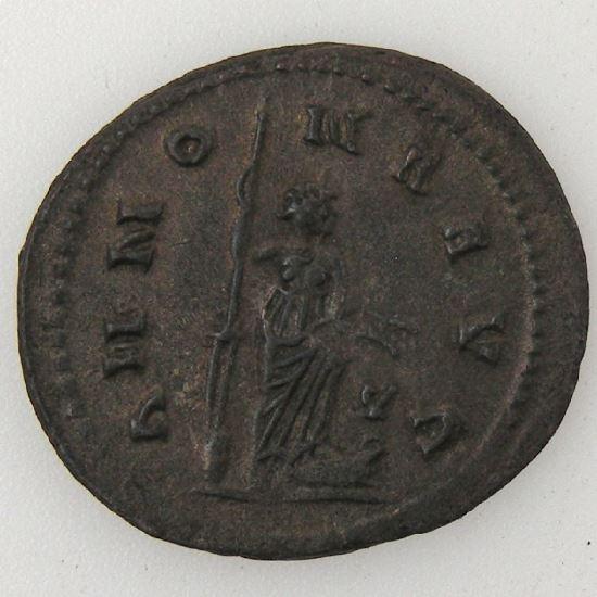 GALLIENUS, Antoninien, R/ ANNONA AVG, TTB+/SUP