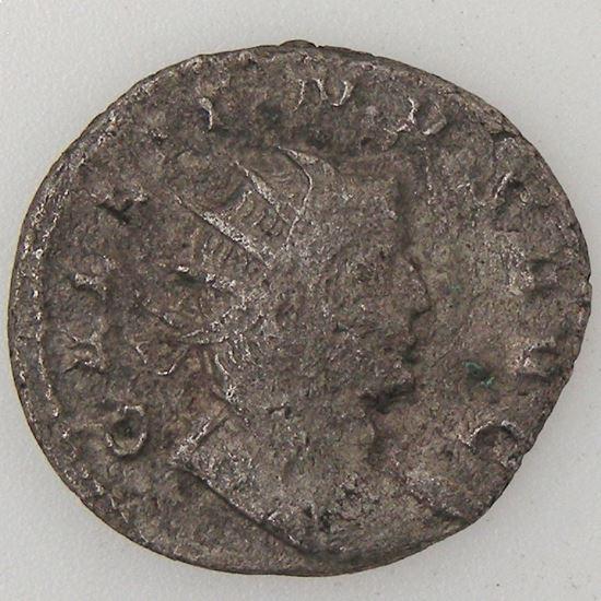 GALLIENUS, Antoninien, R/ LEG I ITAL VI P VI F, TB+