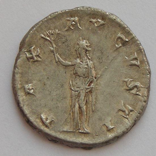 GORDIEN III, GORDIANUS III, Antoninien, PAX AVGVSTI, TB+/TTB
