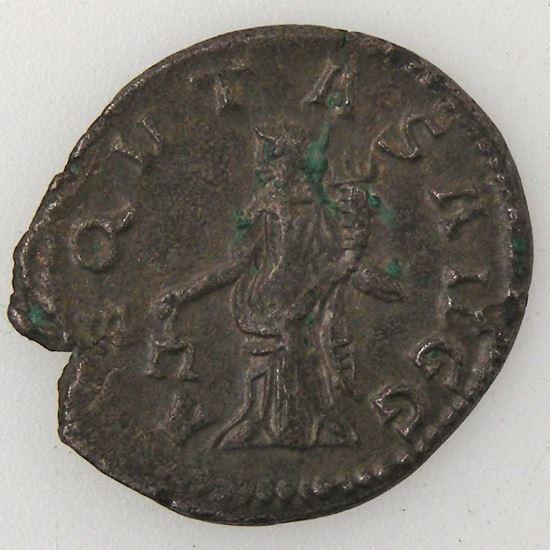 MACRIANUS, Antoninien, R/ AEQVTAS AVGG, TTB/TTB+
