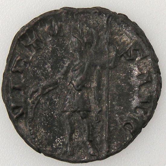 MARIUS, Antoninien, R/ VIRTVS AVG, TTB+/SUP
