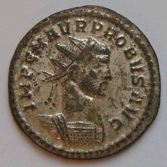 PROBUS, Antoninien, VIRTVS AVG, TTB/TTB+