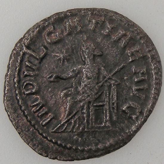 QUIETUS, Antoninien, R/ INDVLGNTIAE AVG, TB+/TTB