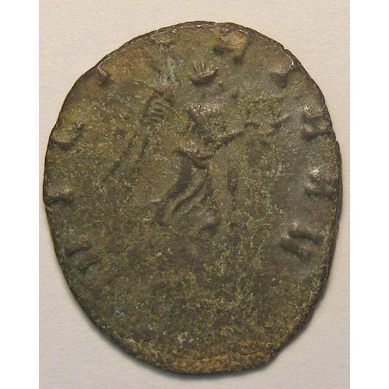 Empire romain, Quintillus, Antoninien, R/ VICTORIA AVG, 2.53 Grs, TTB