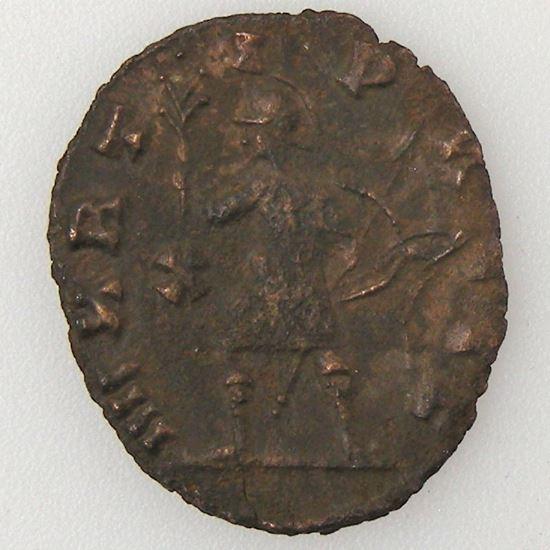 QUINTILLUS, Antoninien, R/ MARTI PACIF, TB+