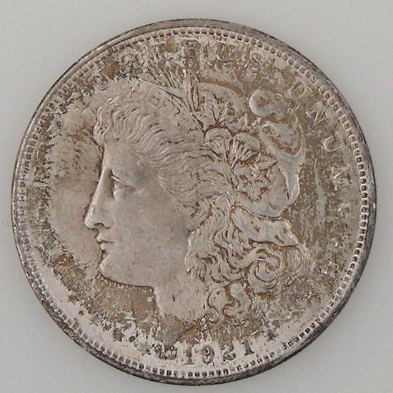 USA , 1 Dollar 1921, SUP/FDC, KM# 110