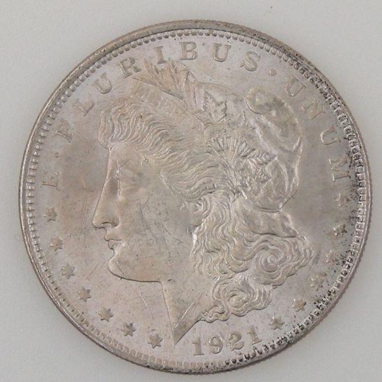 USA, 1 Dollar 1921 , SUP, KM# 110