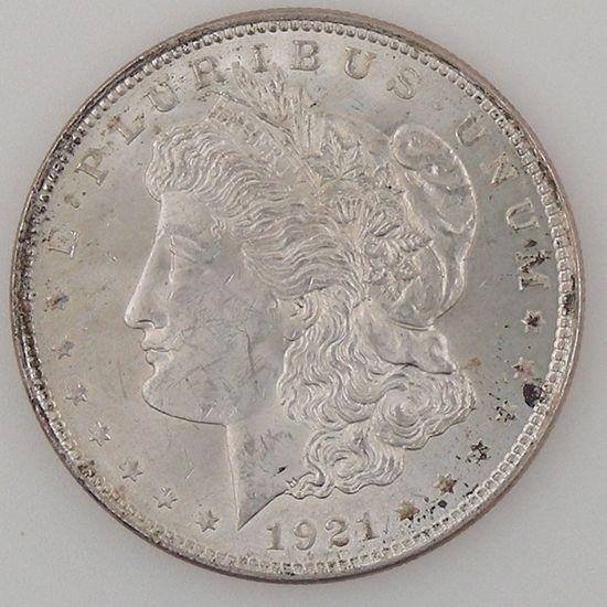 USA , 1 Dollar 1921 , SUP, KM# 110