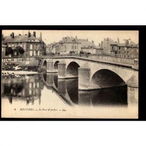 08 MEZIERES (Ardennes) Le Pont d'Arches
