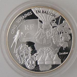 1.5 Euro 2006 BE, Cinq semaines en ballon, Gad: EU 202