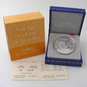 1.5 Euro 2006 BE, Voyage au centre de la Terre, Gad: EU 202