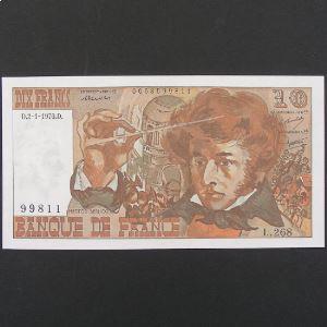 10 Francs Berlioz 2.1.1976, SUP+