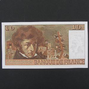 10 Francs Berlioz 23-11-1972, Neuf