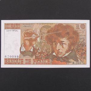 10 Francs Berlioz 5.1.1976, Pr Neuf