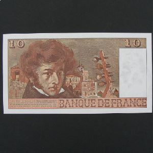 10 Francs Berlioz 5.1.1976, SUP+