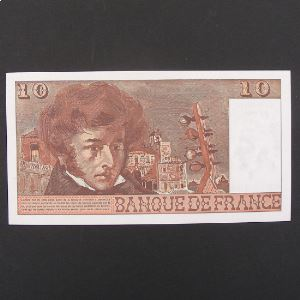 10 Francs Berlioz 5.8.1976, SUP+