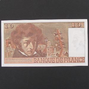 10 Francs Berlioz 6.7.1978, Pr.SPL