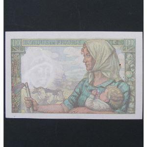 10 Francs Mineur 19-12-1946 , SUP/SUP+