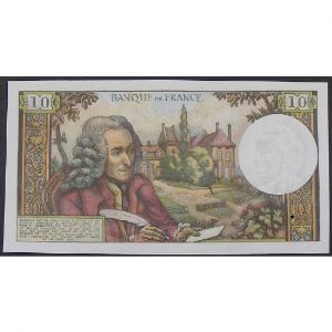10 Francs Voltaire 2.8.1973, S.892, SUP+
