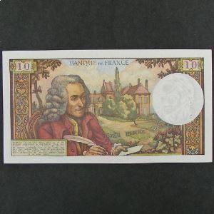 10 Francs Voltaire 6.1.1966, SUP