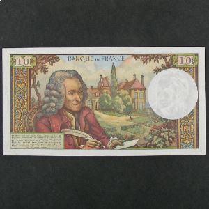 10 Francs Voltaire 7.6.1973, TTB+