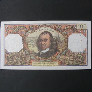 100  Francs Corneille 4-5-1972, SUP+