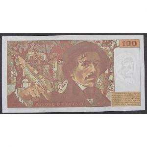 100 Francs Delacroix 1995, L.288, SPL